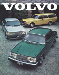 1980 for North America (Hugo-90) Tags: ads advertising brochure catalog auto automobile car volvo