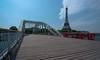 Passerelle Debilly - Tour Eiffel - Paris (valecomte20) Tags: passerelle debilly tour eiffel paris nikon d5500 seine jetaime tower sky sun