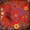 Bubblicious XXV (Ross Studio) Tags: red yellow blue black circles bubbles background abstract design backdrop artistic wallpaper decoration texture pattern art decorative color illustration colorful contemporary paint grunge wave swirl messy grungy graphic anthonyross publicdomain abstractart abstractdesign backgrounds backdrops bright digitalillustration energy ethereal geometric sphere vibrant vivid wild
