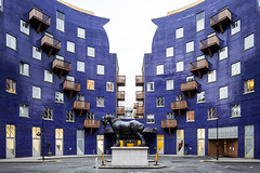 The Circle. (Stefano Perego Photography) Tags: stepegphotography stefano perego building residential housing postmodern postmodernism architecture design facade