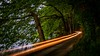Light trail (Nikos Kopanidis) Tags: lighttrail nikon longexposure greece d7000 kastoria