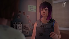 Life Is Strange™_20180406212927 (Livid Lazan) Tags: life is strange dontnod entertainment art twin peaks cell shaded stylish chloe max choices video game games sun eclipse photography photograph time rewind future past present order chaos power dream powers sony playstation ps4 fiction lights moon school college relationship drama science thriller abduction hero reality travel warp everyday storm tornado punk love maxime dark room polarized