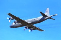Aurora (calzer) Tags: aurora joint warrior lossie saturday evening mission flight exercise canadian air force cp140