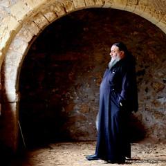 1-IMG_0359 (ric.alleraff) Tags: grece grecia orthodoxe monastère monasterio ortodoxo monje moine portrait retrato griego monastery monk
