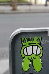 IMG_6554 rue Daval Paris 11 (meuh1246) Tags: streetart paris ruedaval paris11 animaux lapin