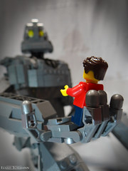 Iron Giant (elijahbormann) Tags: lego moc iron giant