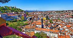 Vista desde el mirador de Graça, Lisboa (Miguelanxo57) Tags: ciudad vista mirador lisboa portugal