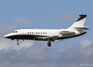AMC 50 LLC. Falcon 2000 N468AM