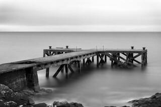 Portencross Pier