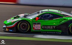 Blancpain 2017 (103 of 129) (SHGP) Tags: blancpain gt series silverstone 2016 race circuit motorsport racing car fast canon 700d sigma 18250mm outdoor light white speed auto sport vehicle scuderia praha ferrari 488 gt3 worldcars steven harrisongreen shgp black monochrome