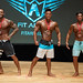 Men's Physique B - 2nd Mikael Chabot 1st Rechie Wong 3rd Justin Medeiros