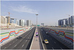 dubai 45 (beauty of all things) Tags: vae uae dubai cities roads strasen