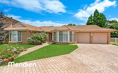 18 Minstrel Place, Rouse Hill NSW