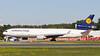 McDonnell Douglas MD-11F D-ALCE Lufthansa Cargo (William Musculus) Tags: frankfurt am main flughafen frankfurtmain airport spotting fraport eddf fra mcdonnell douglas md11f dalce lufthansa cargo engine stall followed by possible hpc failure rejected takeoff