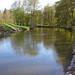 Franconian Saale in Bad Kissingen