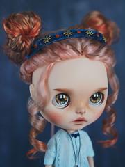 Rooney (KeiuDolls) Tags: keiudolls blythe ooak custom doll hello harvest кид
