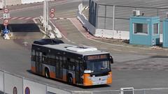 AMT 7077 (Lu_Pi) Tags: amt genova autobus bus menarinibus iia industriaitalianaautobus citymood citymood10 shuttlebus portodigenova porto crociera stazionemarittima serviziospeciale servizionavetta msccrociere mscdivina