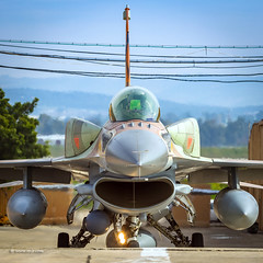 Name this caption...  © Nir Ben-Yosef (xnir) (xnir) Tags: israel f16 f16i sufa falcon viper cft out israelairforce israeli חילהאוויר aviation generaldynamics lockheedmartin