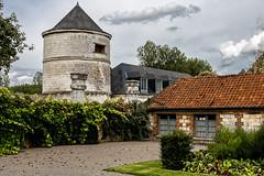 Abbaye de Valloires (Lucille-bs) Tags: europe france hautsdefrance picardie somme argoules abbaye abbayedevalloires architecture tour