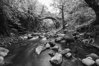 Puente angustiado