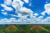 Chocolate Hills (Daniel Zwierzchowski) Tags: chocolate hills philippines bohol loboc asia landscape travel travelling natgeo natgeotravel sony a7rii a7rmk2 alpha sonyalpha sel24105g rocks outdoor clouds bluesky ngc
