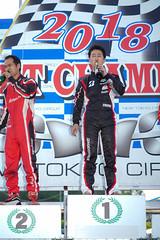 20180429CC2_Podium-109 (Azuma303) Tags: ccbync30 2018 20180428 cc2 challengecup challengecupround2 givingprize newtokyocircuit ntc podium チャレンジカップ チャレンジカップ第2戦 表彰式