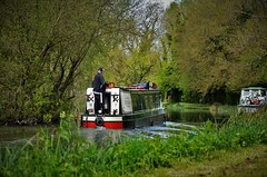 Speakeasy.... (stavioni) Tags: kintbury kennet avon canal boat barge speakeasy