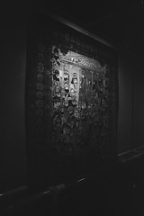Carpet Museum of Tehran (mesutsuat) Tags: iran tehran pentax k1000 fujifilm acros 100 fuji blackwhite 35mm film analog negative middle east
