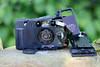 DSC_7190 Pentax  ESPIO, ca. 1994. (Klaus Germer) Tags: technische entwicklung kameras fotoapparate fotos analog digital veränderung technik damals heute früher pentax espio sammlung ende auflösung