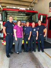 Neptune Society - Jacksonville, FL - Fire Fighter Appreciation Day