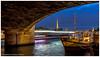 """""""Sous le pont de la Concorde"""" (Stéphanie Deniaux - Photos) Tags: pont paris france canon canonfrance concorde toureiffel eiffeltower pontalexandre3 seine fleuve quai quaisdeseine"""