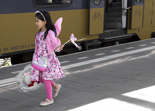 Fairytale girl