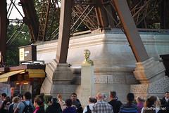 Париж Ейфелева вежа InterNetri  France 025