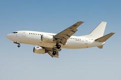 SU-GBK EgyptAir Boeing 737-566 (buchroeder.paul) Tags: heca cai cairo international airport egypt final sugbk egyptair boeing 737566