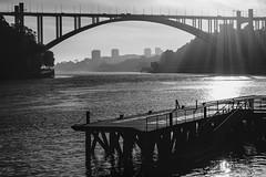 The light (Jose Viegas) Tags: arrabida porto portugal pontedaarrabida douro riodouro pretoebranco blackwhite blackandwhite landscape cityscape sonya7iii