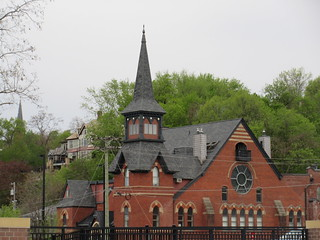 Former church, Myrtle and 3rd streets, Stillwater, Minnesota