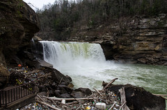 Cumberland Falls (J.I. Wall) Tags: landscape waterfall hiking williamsburg kentucky unitedstates us
