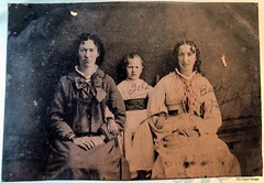 Tin Type Images (Little Hand Images) Tags: tintype metal images photos antique unidentifiedpeople