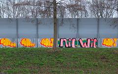 Graffiti A20 (oerendhard1) Tags: graffiti streetart urban art vandalism illegal throw ups tags rotterdam oerendhard a20 nitwit