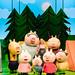 Peppa Pig's Adventure - cast(c) Dan Tsantilis