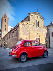 cinquecento (saveriosalvadori) Tags: tuscany pisa toscana sky chiesa church cinquecento