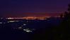 Vista da Torre do SBT para o Rio de Janeiro (Ao fundo) (Spotter Serrano) Tags: sbt nightview visãonoturna torresbt novafriburgo riodejaneiro errejota rj nova friburgo