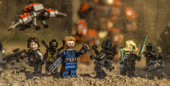 Avengers Infinity War - Wakanda (Lego_LUTs) Tags: green purple red takodana yellow blue storm trooper star wars war lego outdoors clone troopers first order blasters afol minifigs minifigures bricks blocks canon toy toys force legos t3i republic people photoadd atst death rogue one dirt practical effects orange 60mm darth maul battlefront tree 7th sky corps snow road captain rex marvel america iron falcon winter solder avengers infinity wakanda hulk black widow