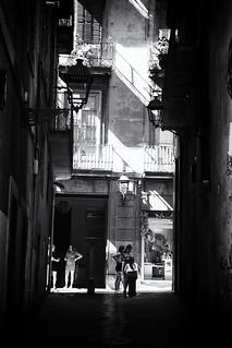 Streets of Barcelona (10)