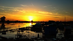 Naufragio (portalealba on holidays) Tags: zaragoza zaragozaparque aragon españa spain sunset sol agua atardecer portalealba canon eos1300d ebro 1001nights 1001nightsmagicwindow