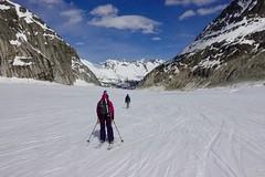 Valle Blanche. (snowislife) Tags: chamonix 2018 valleblanche aiguilledumidi