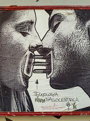 Tecnologia fallocentrica (tullio dainese) Tags: 2018 bologna muri graffiti muro wall walls