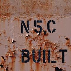 N5C BUILT (jtr27) Tags: sdq2458fx jtr27 sigma sd quattro sdq foveon 50mm f28 ex dg macro manualfocus railroad trail freight car rust peeling paint square