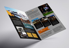 Bifold Brochure Design (snap_shiblu) Tags: