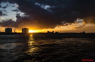 Sunset Portsmouth